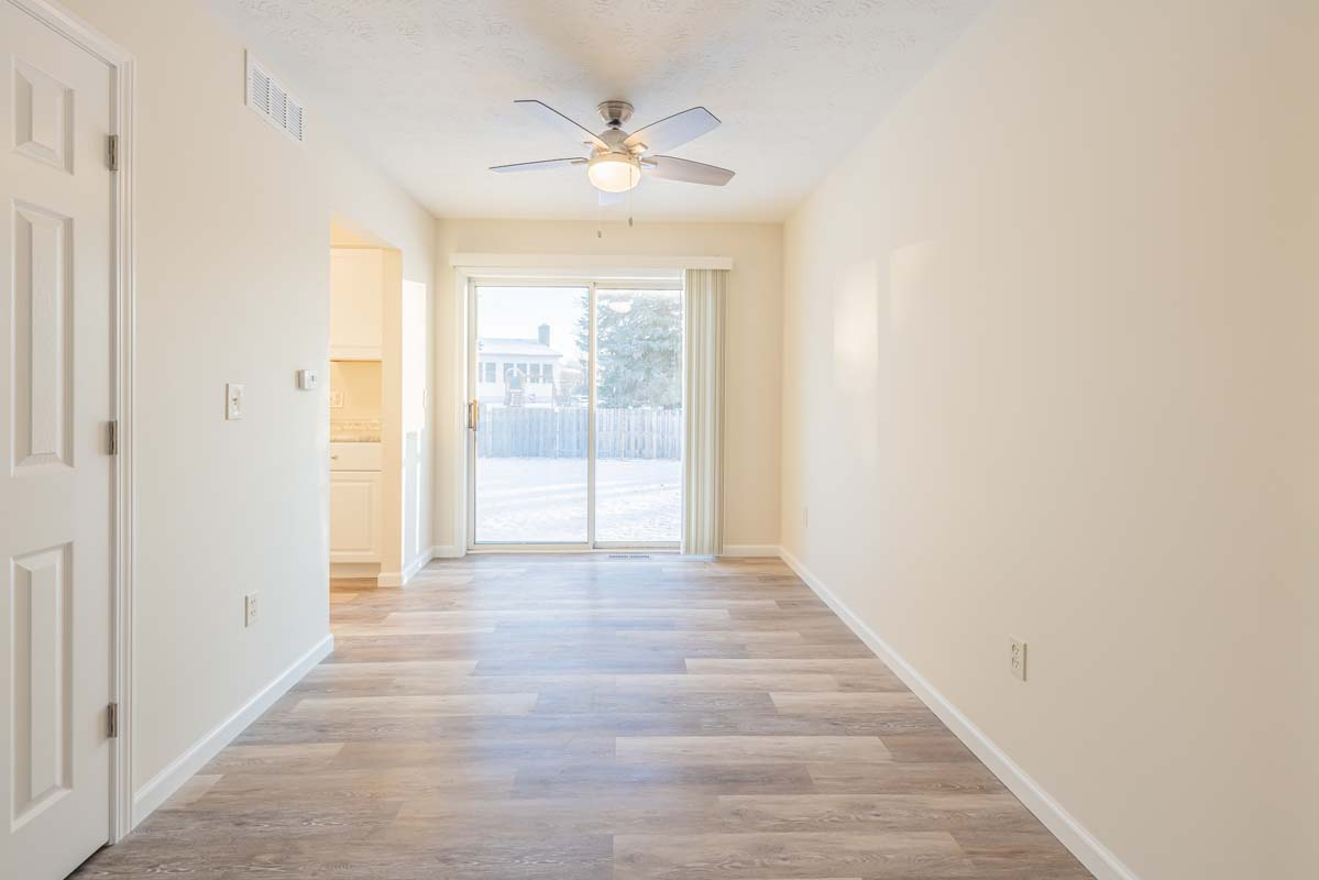 Townhome Dining Room
