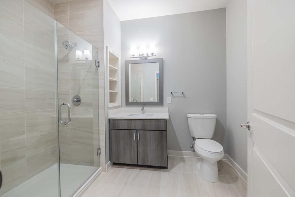 Ellison Heights - 1 Bedroom - Bathroom